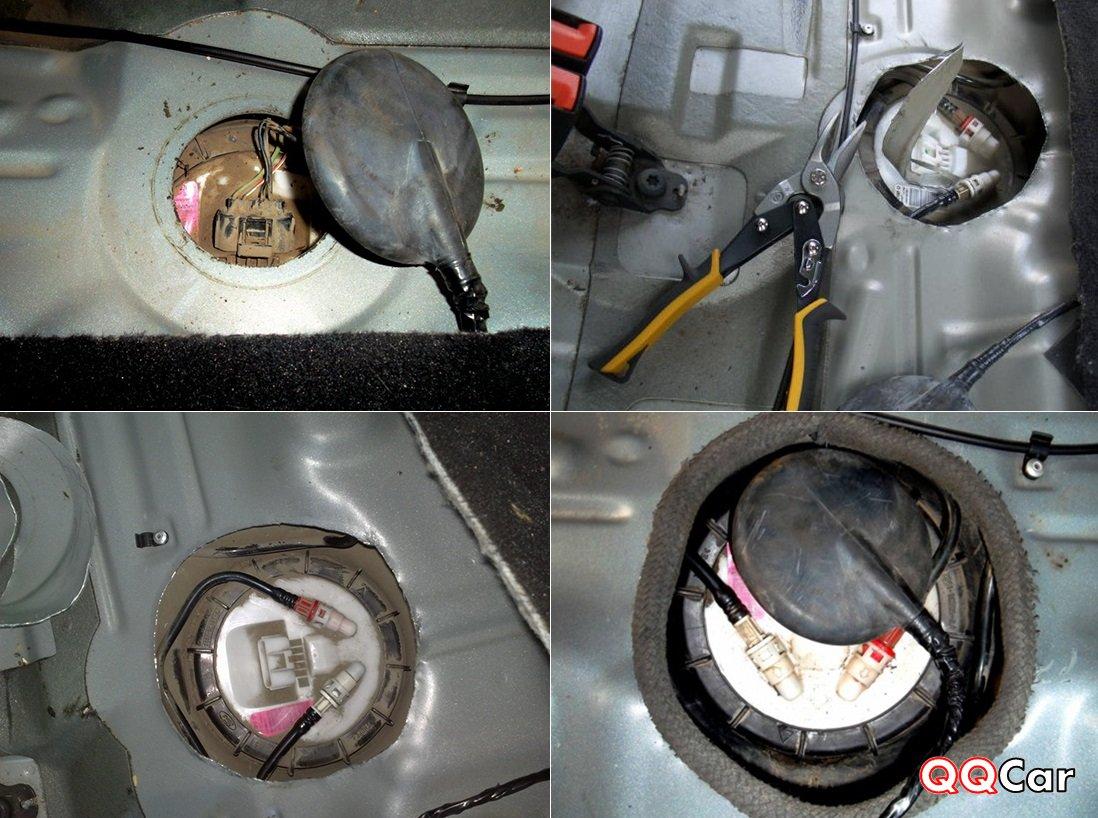 Топливный насос на форд мондео 4 10 фотография