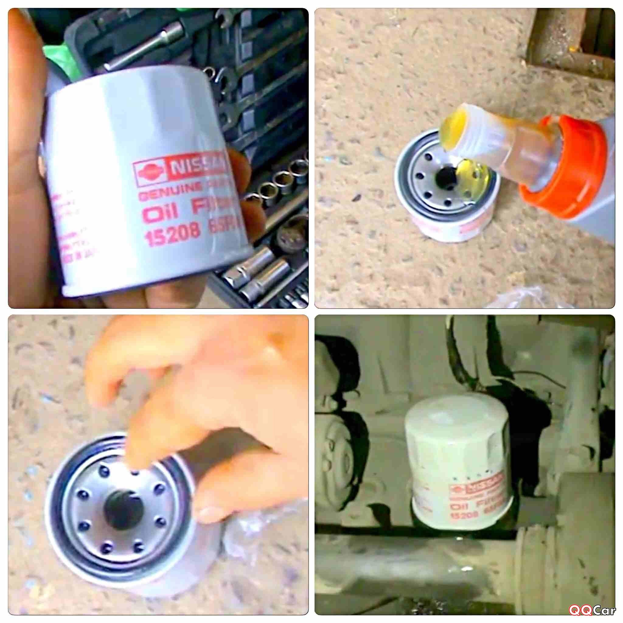замена масла в двигателе пошаговая инструкция